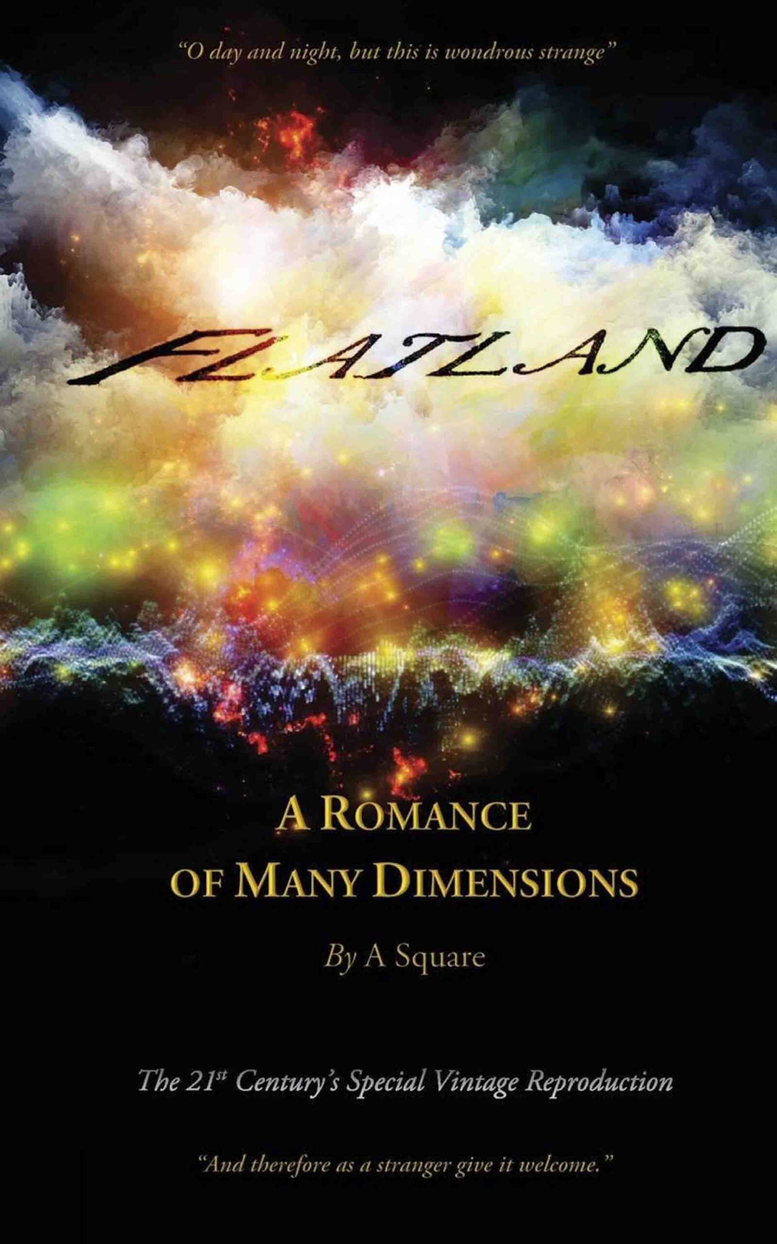 FLATLAND – A Romance of Many Dimensions (The Distinguished Chiron Edition)