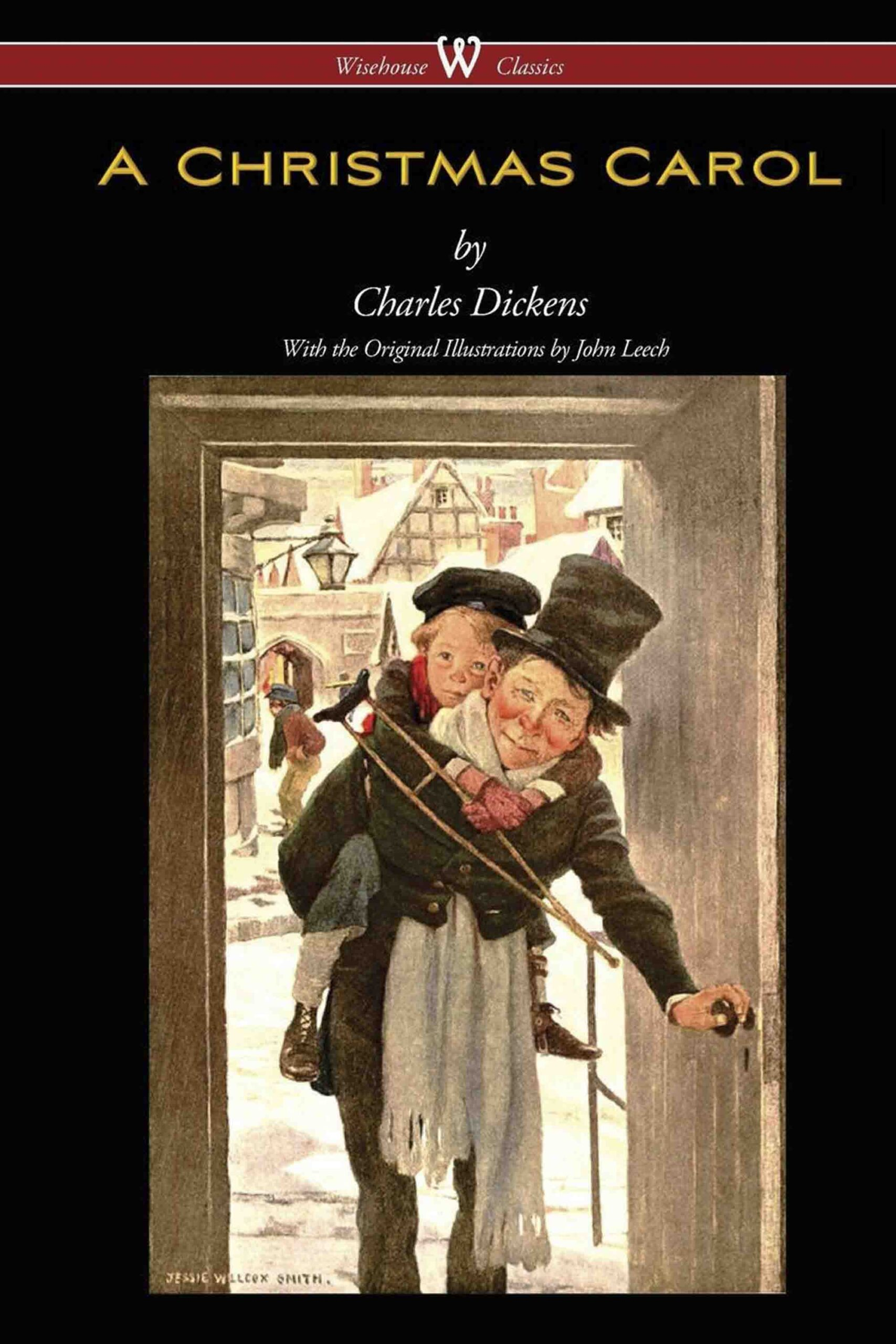 A Christmas Carol (Wisehouse Classics – with original illustrations)