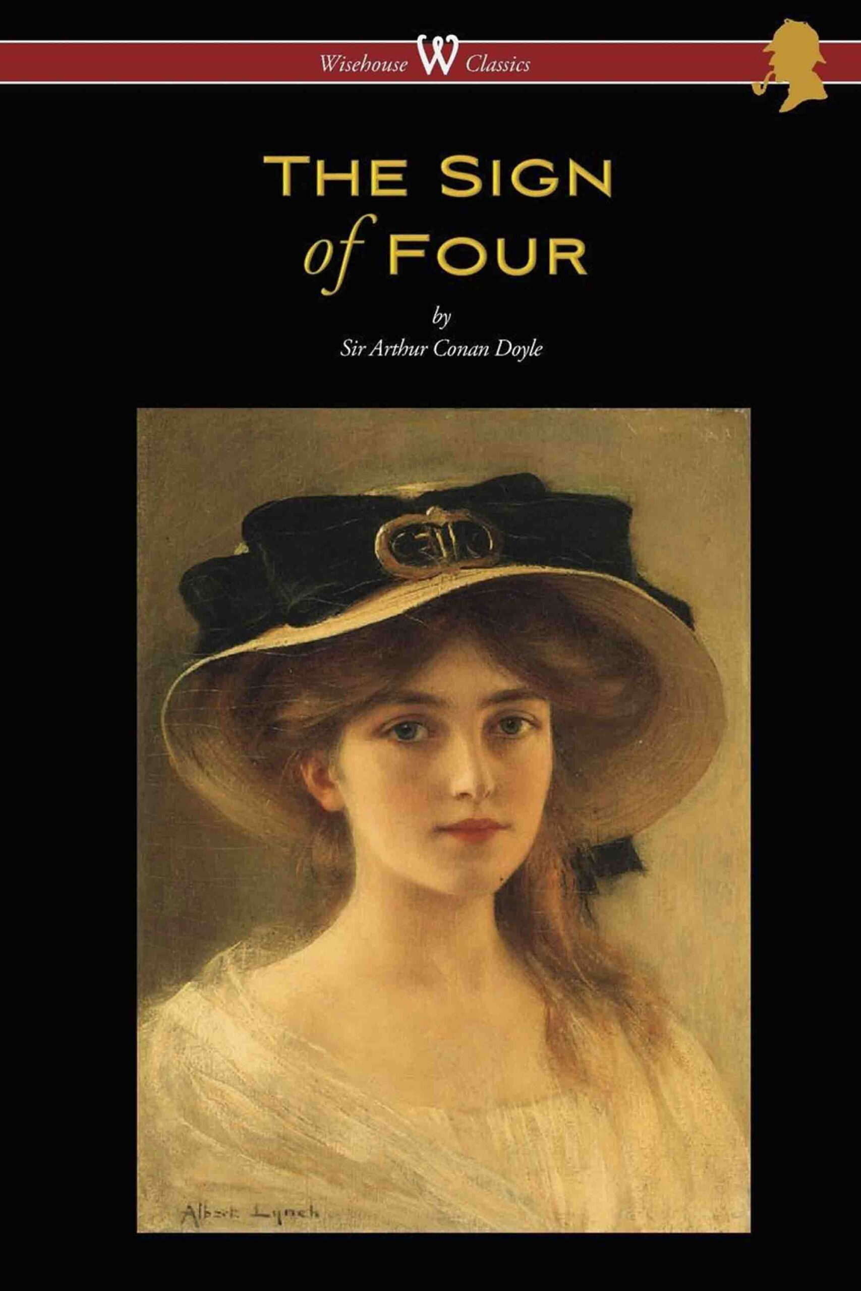 The Sign of Four (Wisehouse Classics Edition – with original illustrations by Richard Gutschmidt)