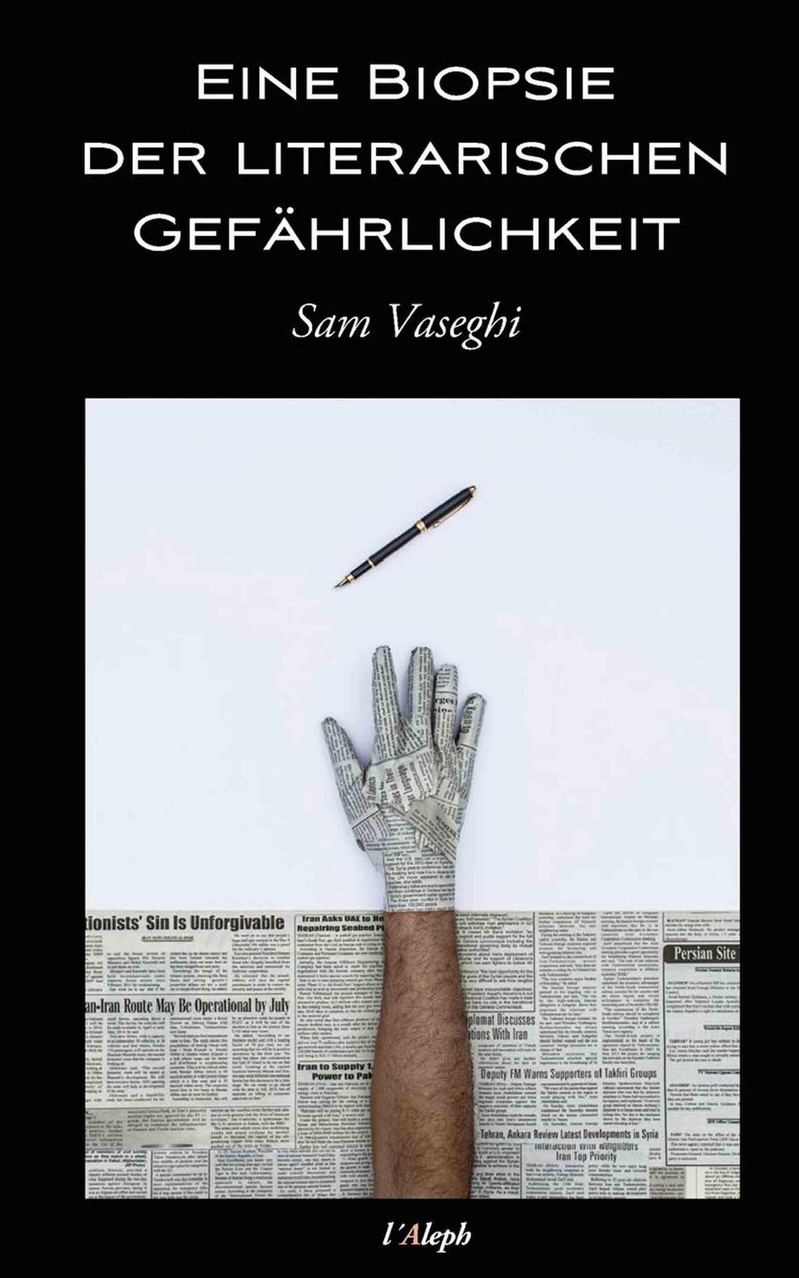 Eine Biopsie der Literarischen Gefährlichkeit