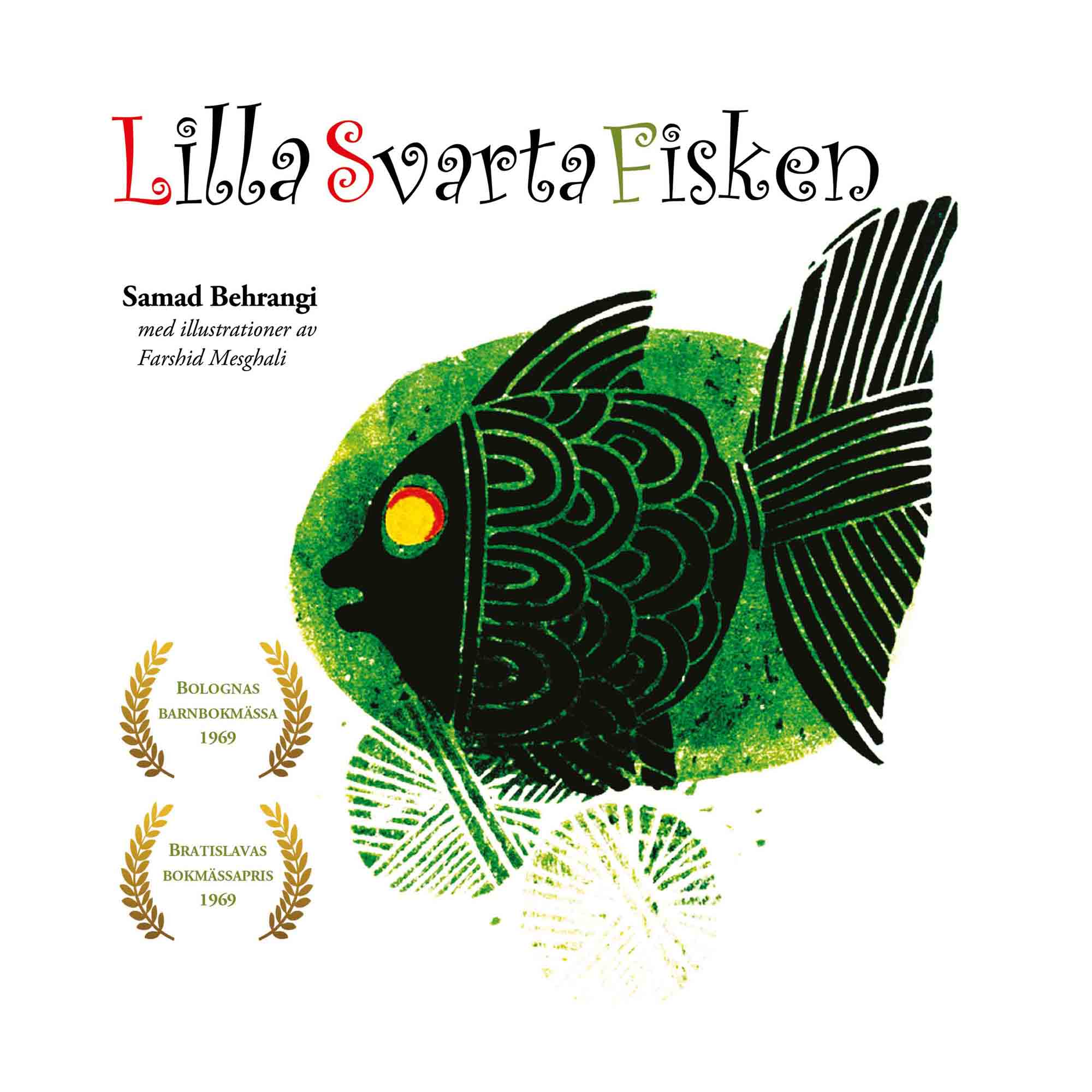 Lilla Svarta Fisken (Swedish)