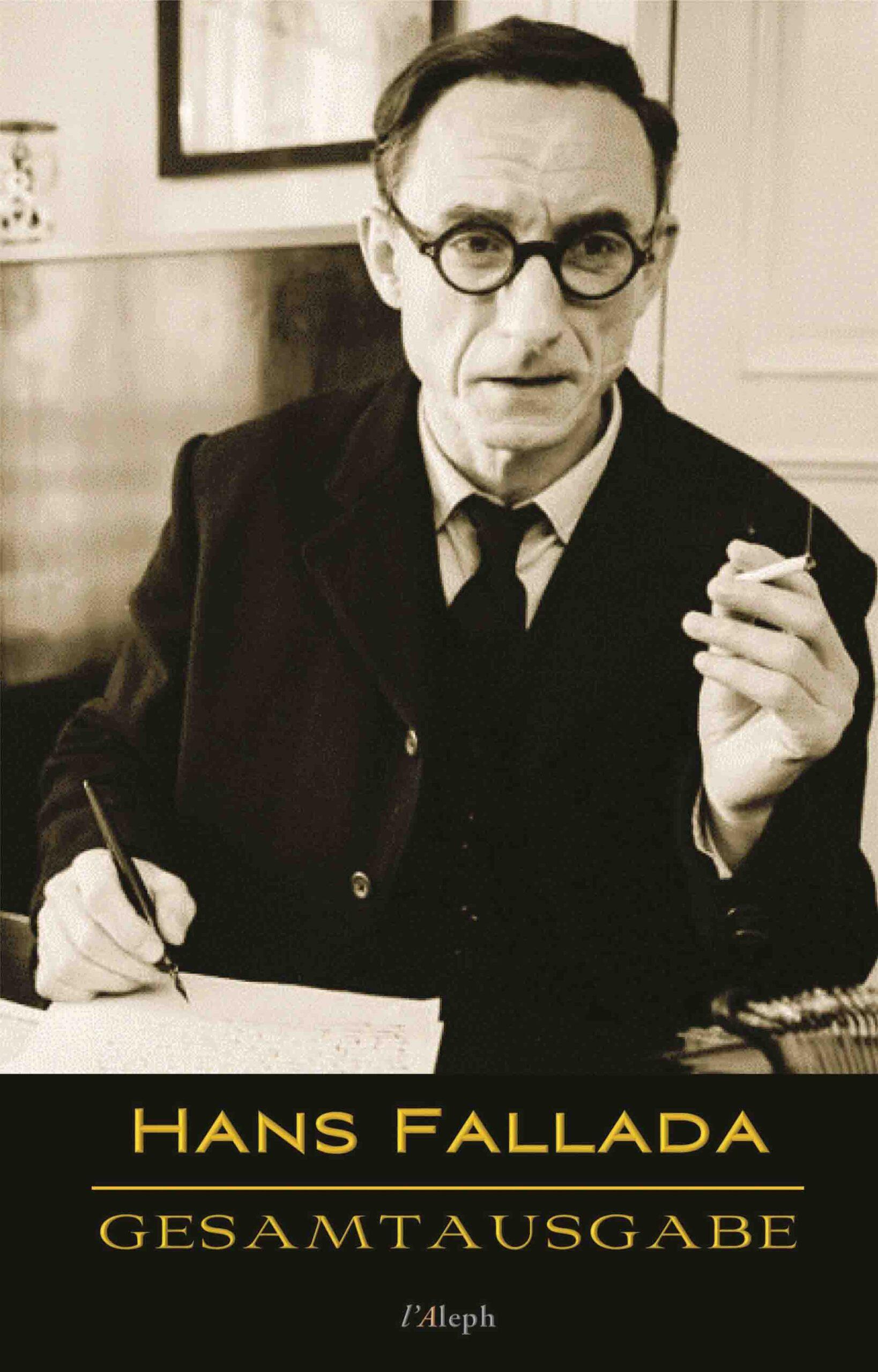 Hans Fallada: Gesamtausgabe (32 Werke und Illustrationen)