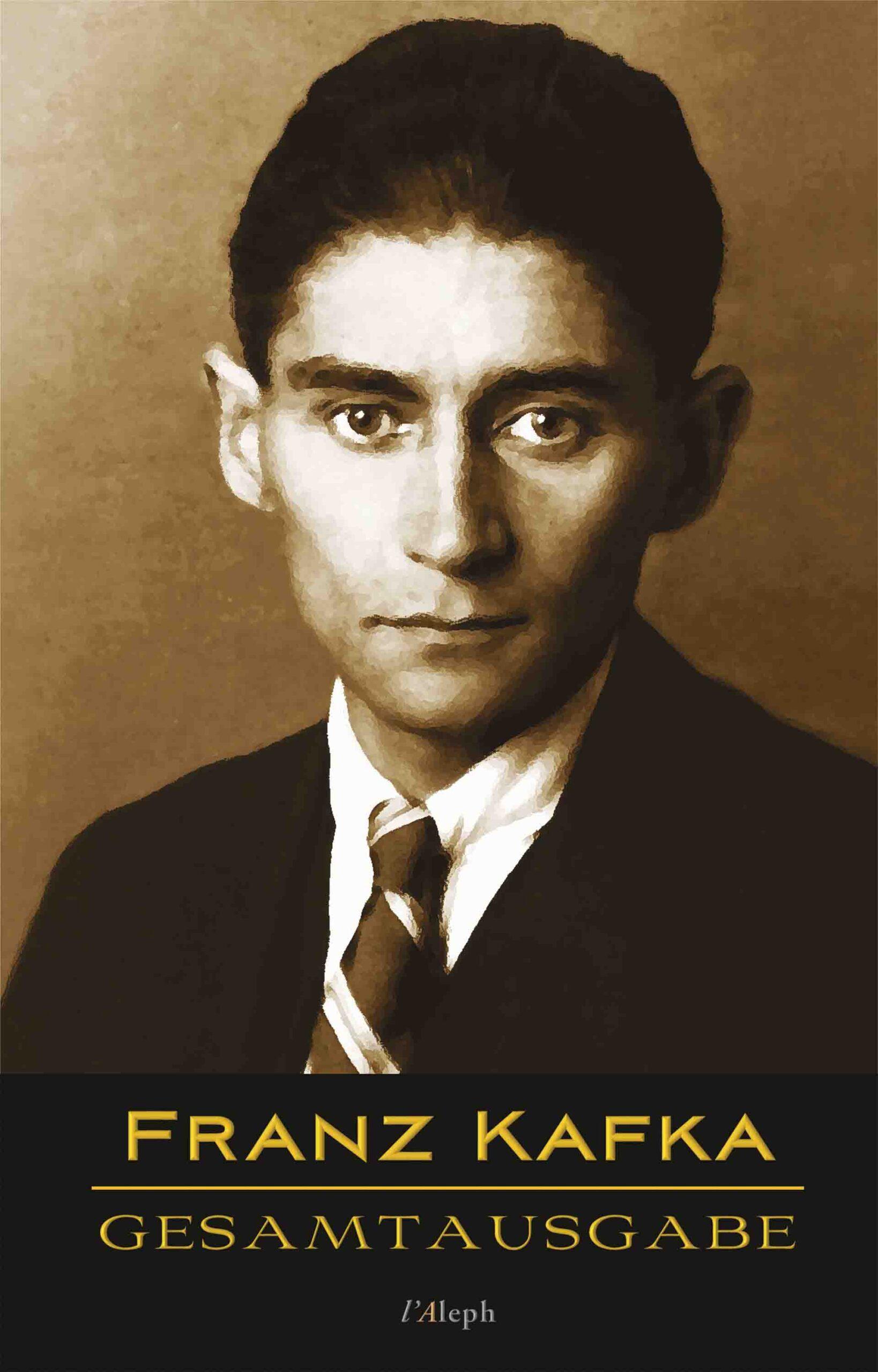 Franz Kafka – Gesamtausgabe