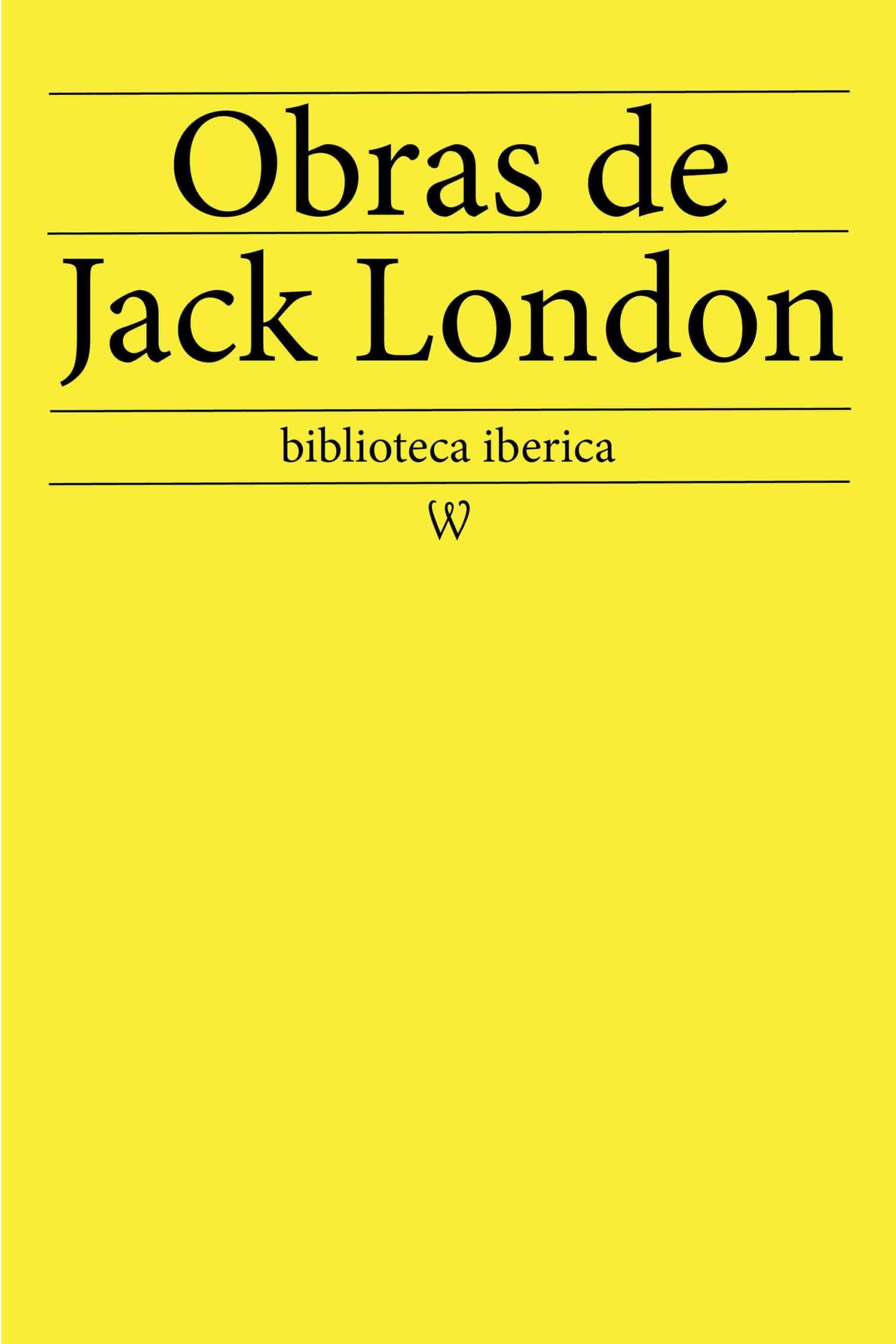 Obras de Jack London