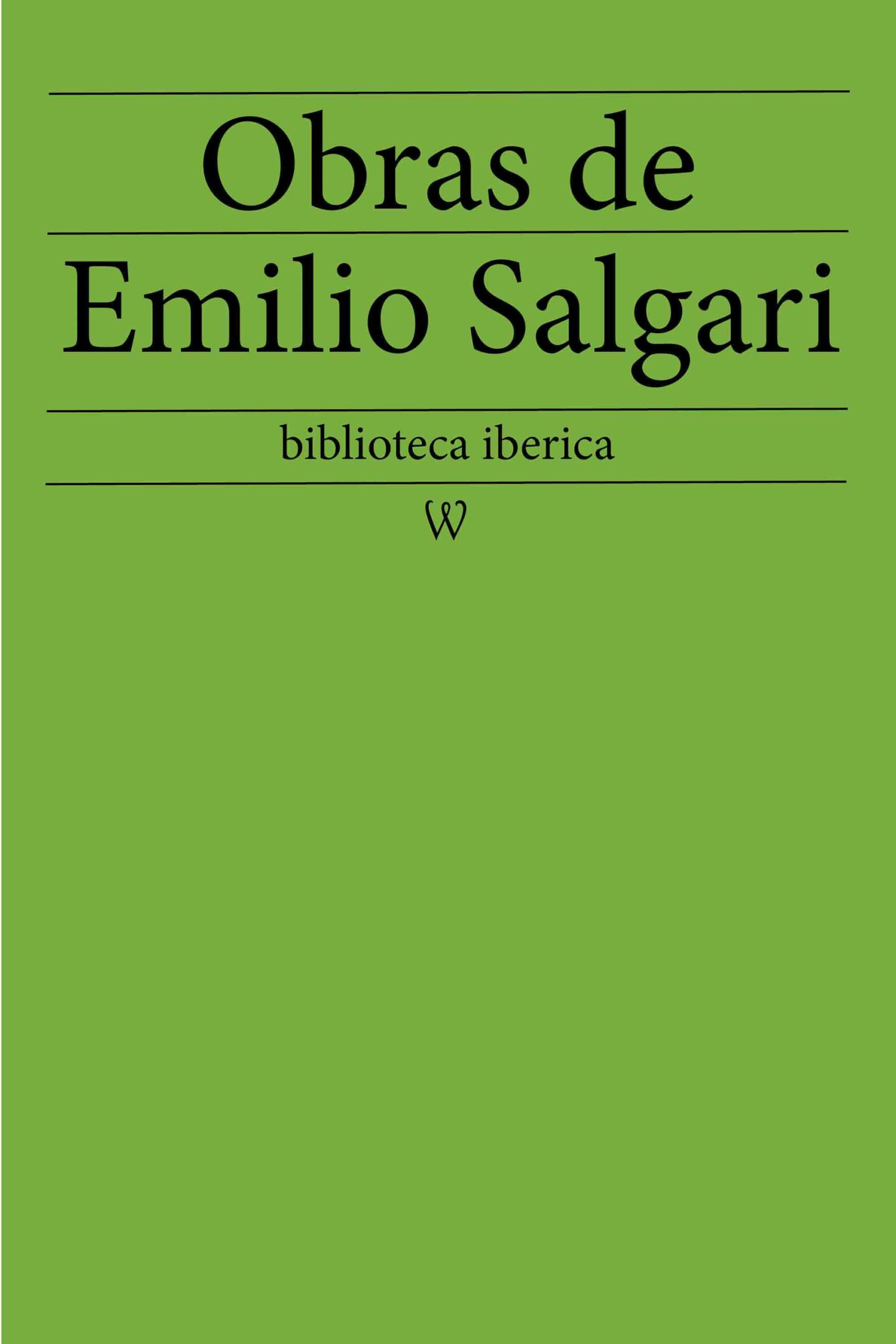 Obras de Emilio Salgari