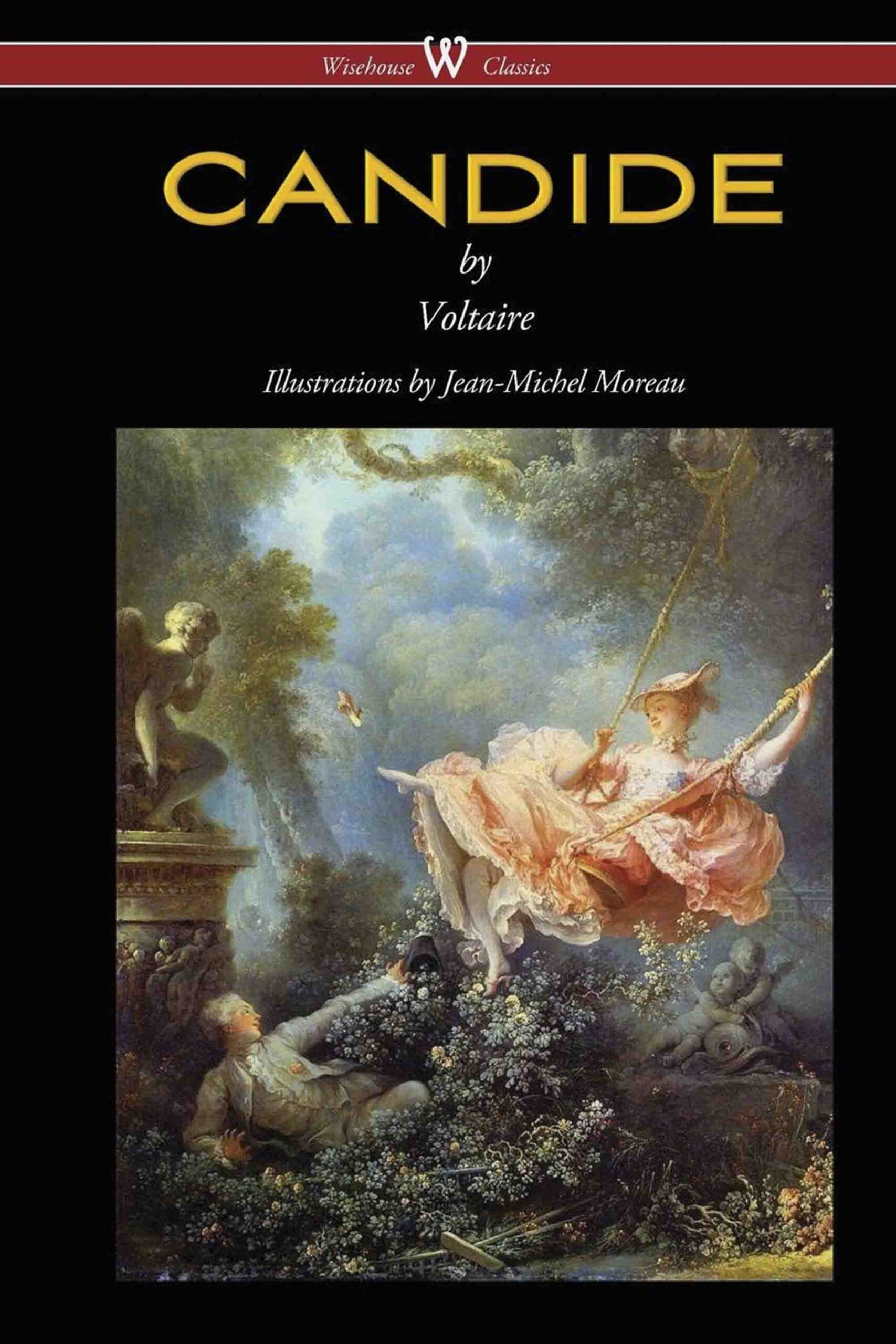 Candide (Wisehouse Classics – with Illustrations by Jean-Michel Moreau)