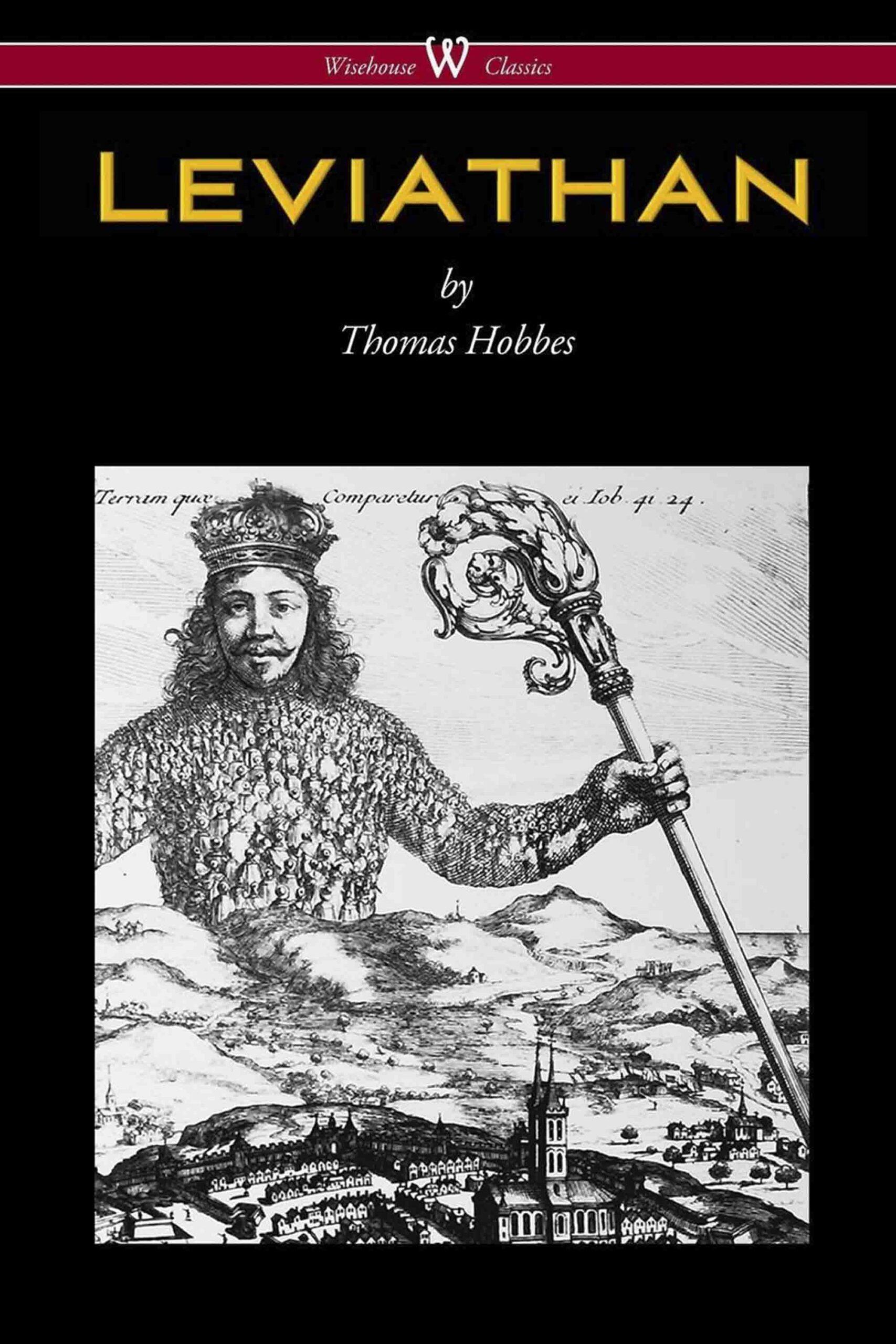 Leviathan (Wisehouse Classics – The Original Authoritative Edition)