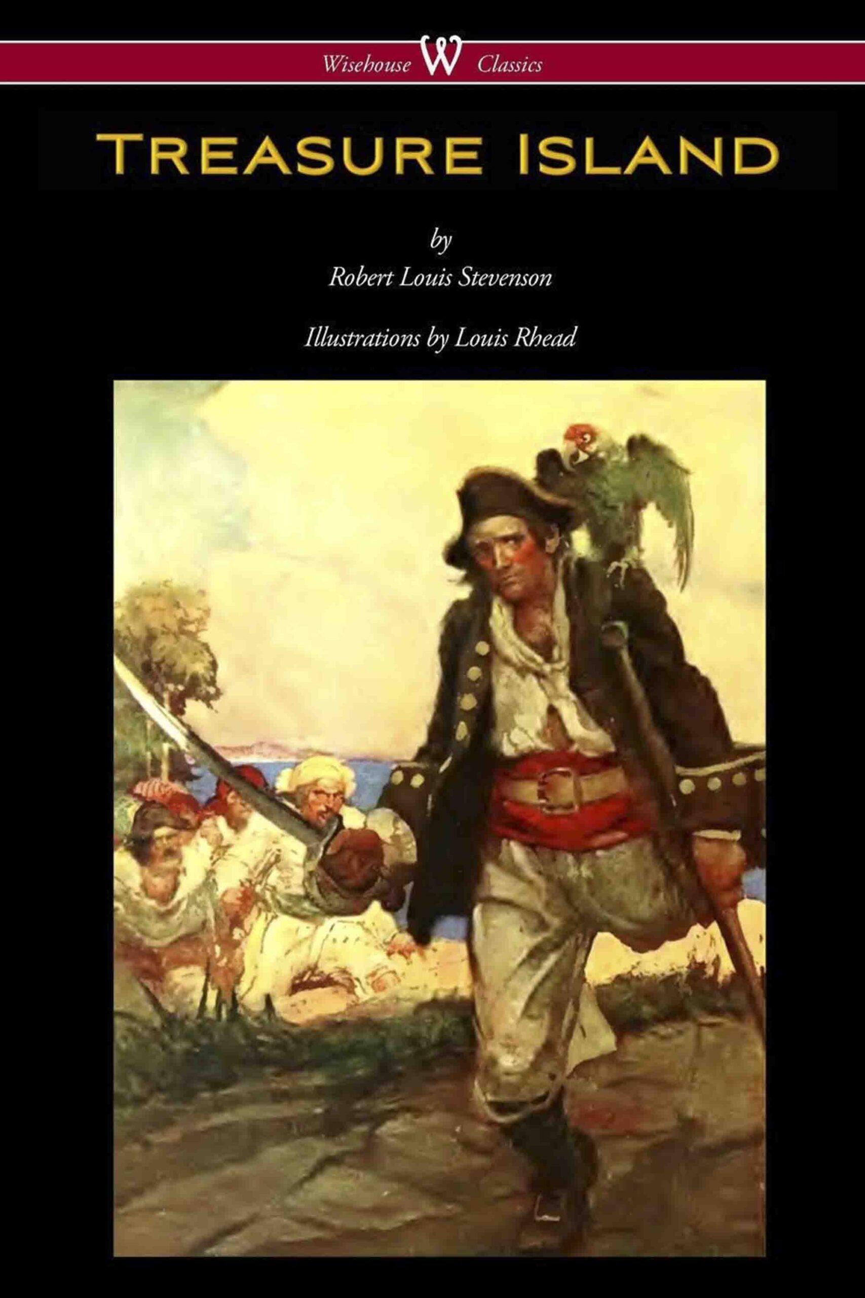 Treasure Island (Wisehouse Classics Edition – With Original Illustrations by Louis Rhead)