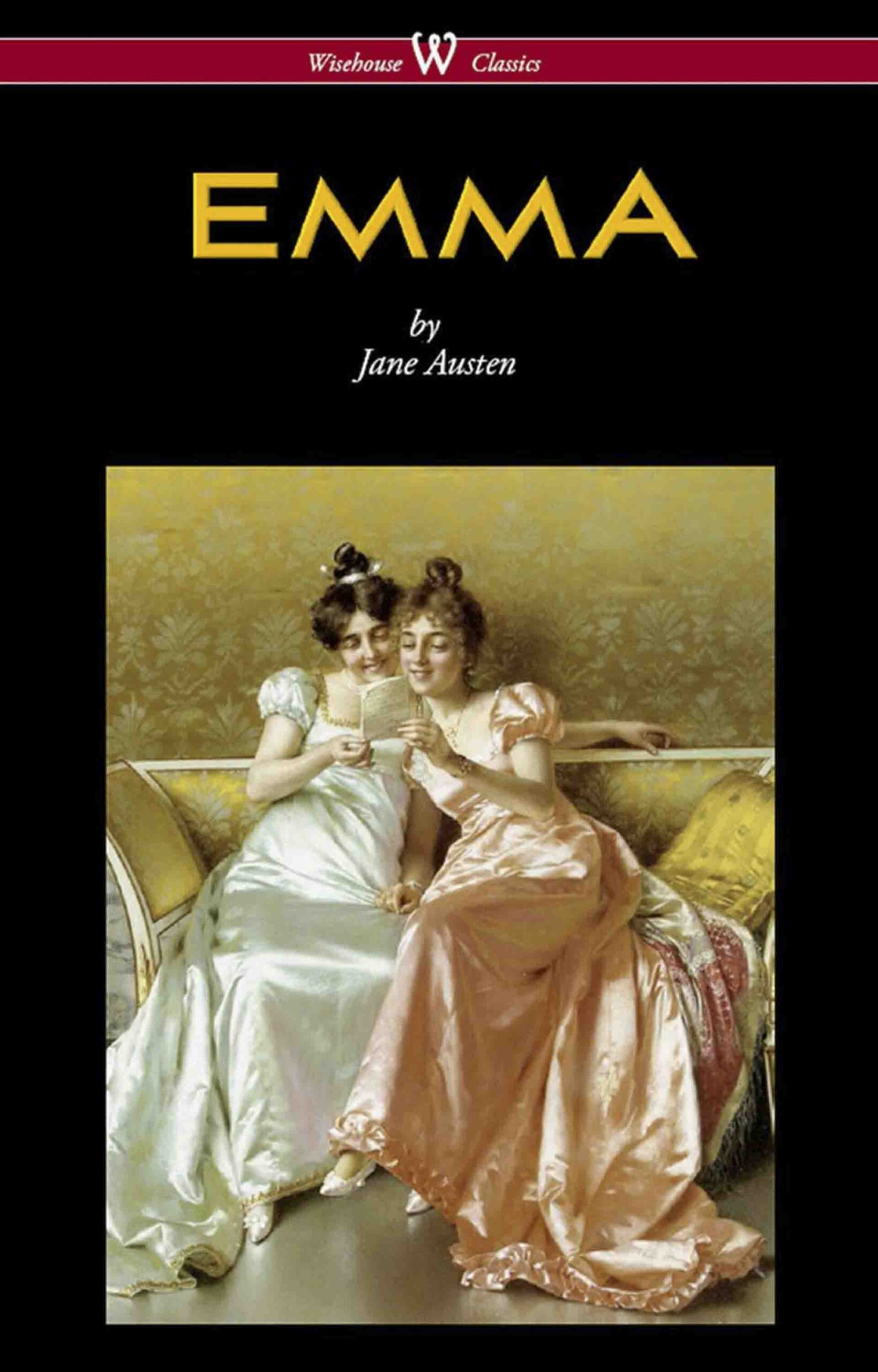 Emma (Wisehouse Classics – With Illustrations by H.M. Brock)