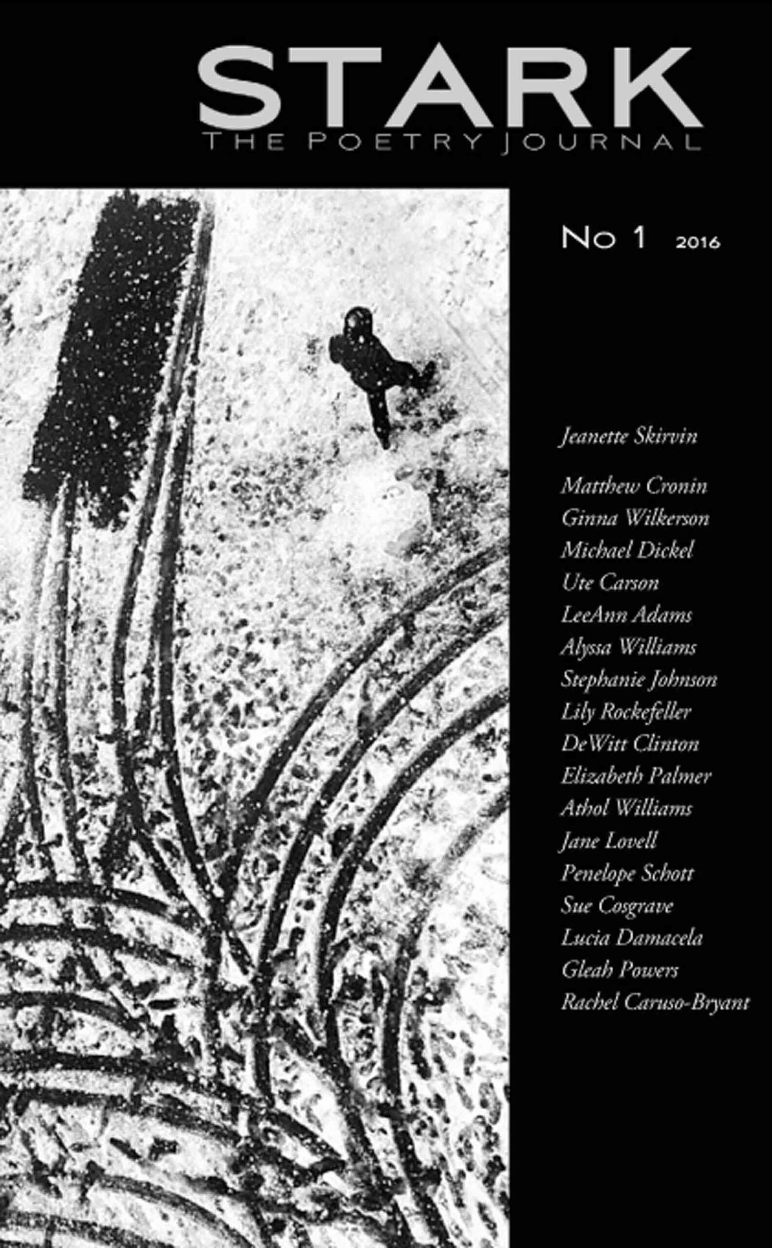 STARK – The Poetry Journal (vol1)