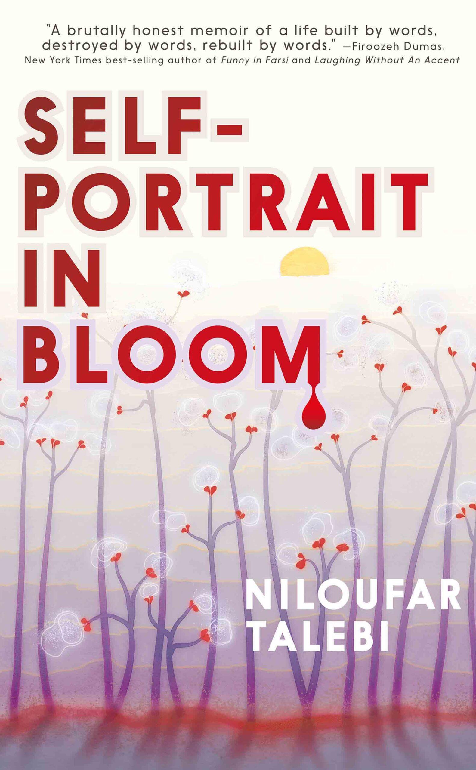Self-Portrait in Bloom
