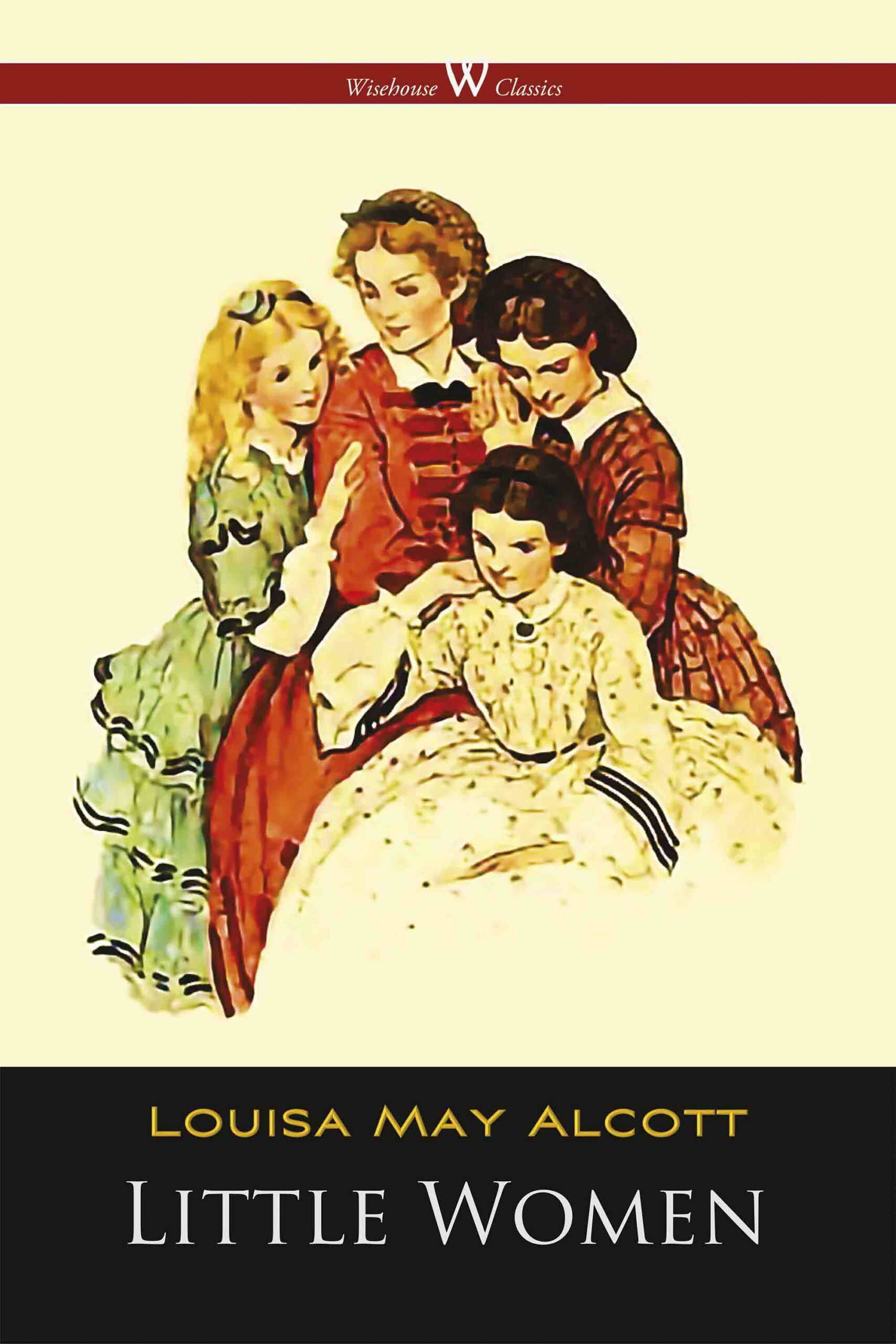 Little Women or Meg, Jo, Beth and Amy